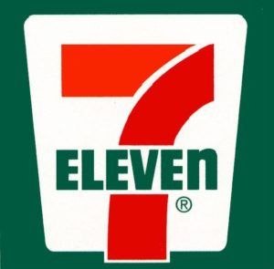 7Eleven gas and convenience store logo